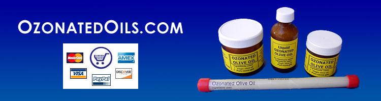 Ozonated Olive Oil Feedback